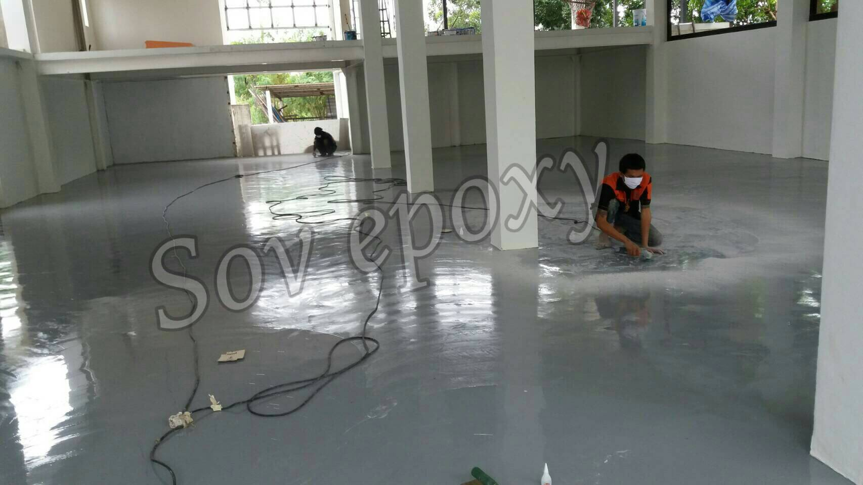 โครงการ โรงงานเก็บสินค้าอิเล็คทรอนิคส์ จ.ลพบุรี 12