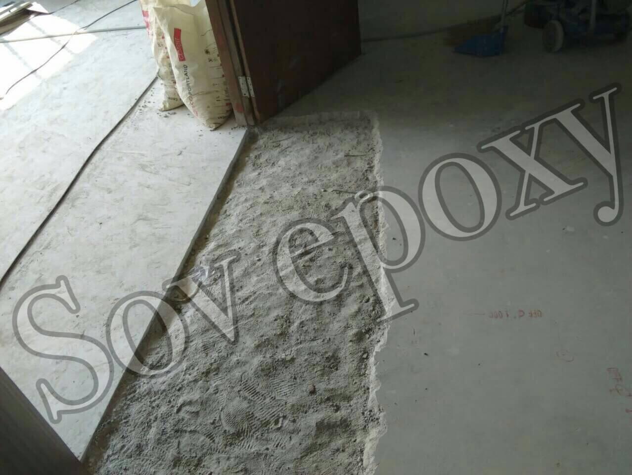 Epoxy Mortar 3