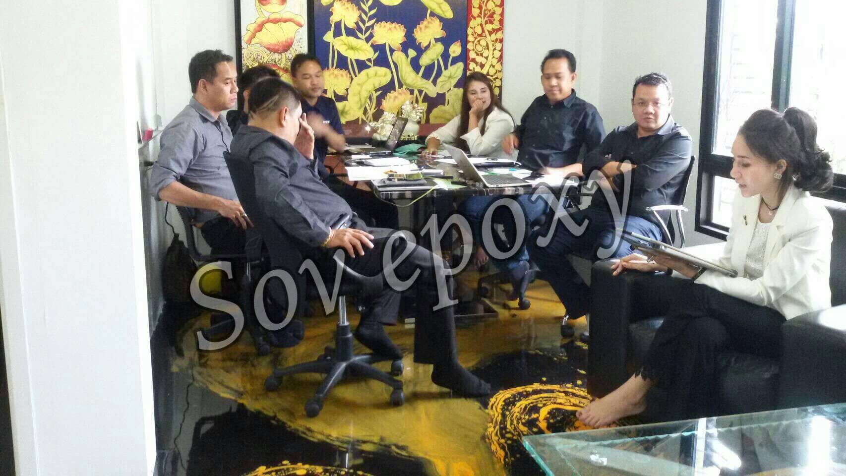 ประชุมยอดขาย SOV EPOXY 7