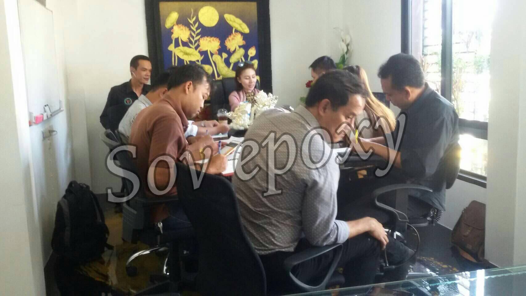 พนักงานเชลล์ SOV ประชุมยอดขาย ประจำเดือนพฤศจิกายน 2559 7