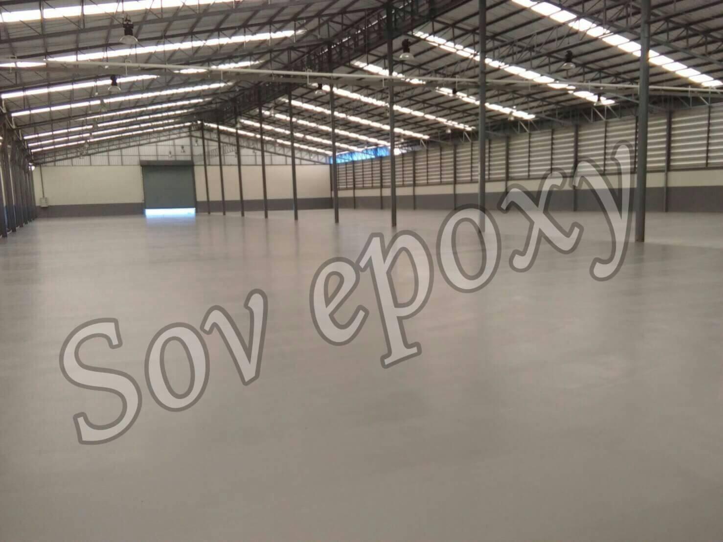 ผลงาน SOV Epoxy 23