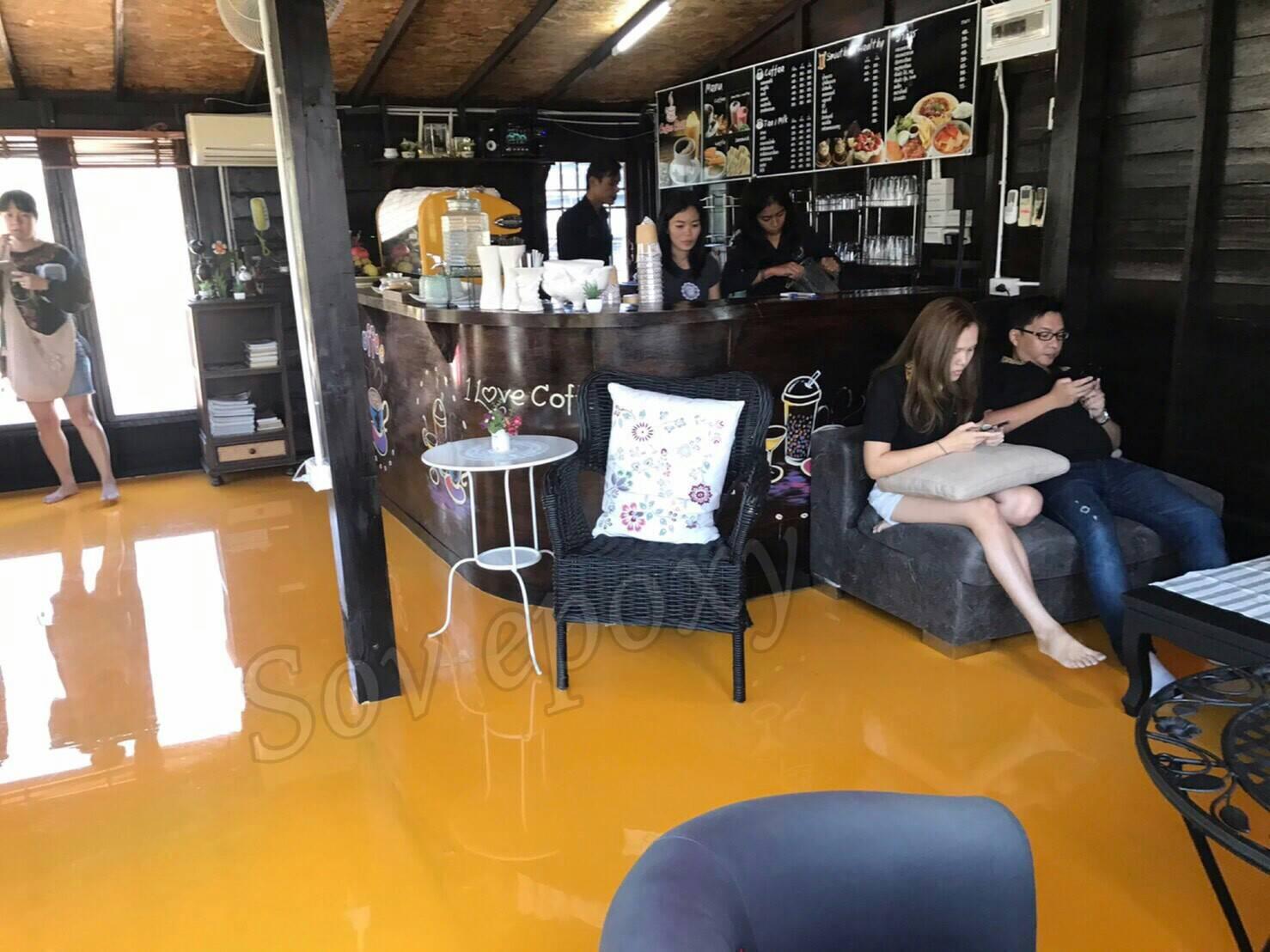 SOV & Coffee Chillเปิดให้บริการแล้วในโซนของ ร้านกาแฟ 5