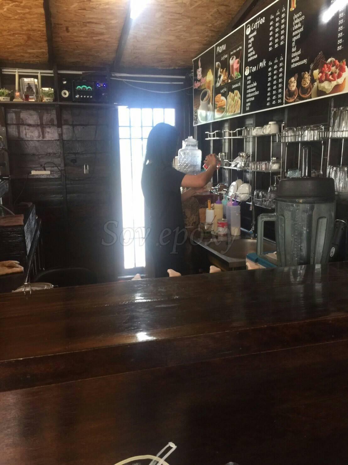 SOV & Coffee Chillเปิดให้บริการแล้วในโซนของ ร้านกาแฟ 6