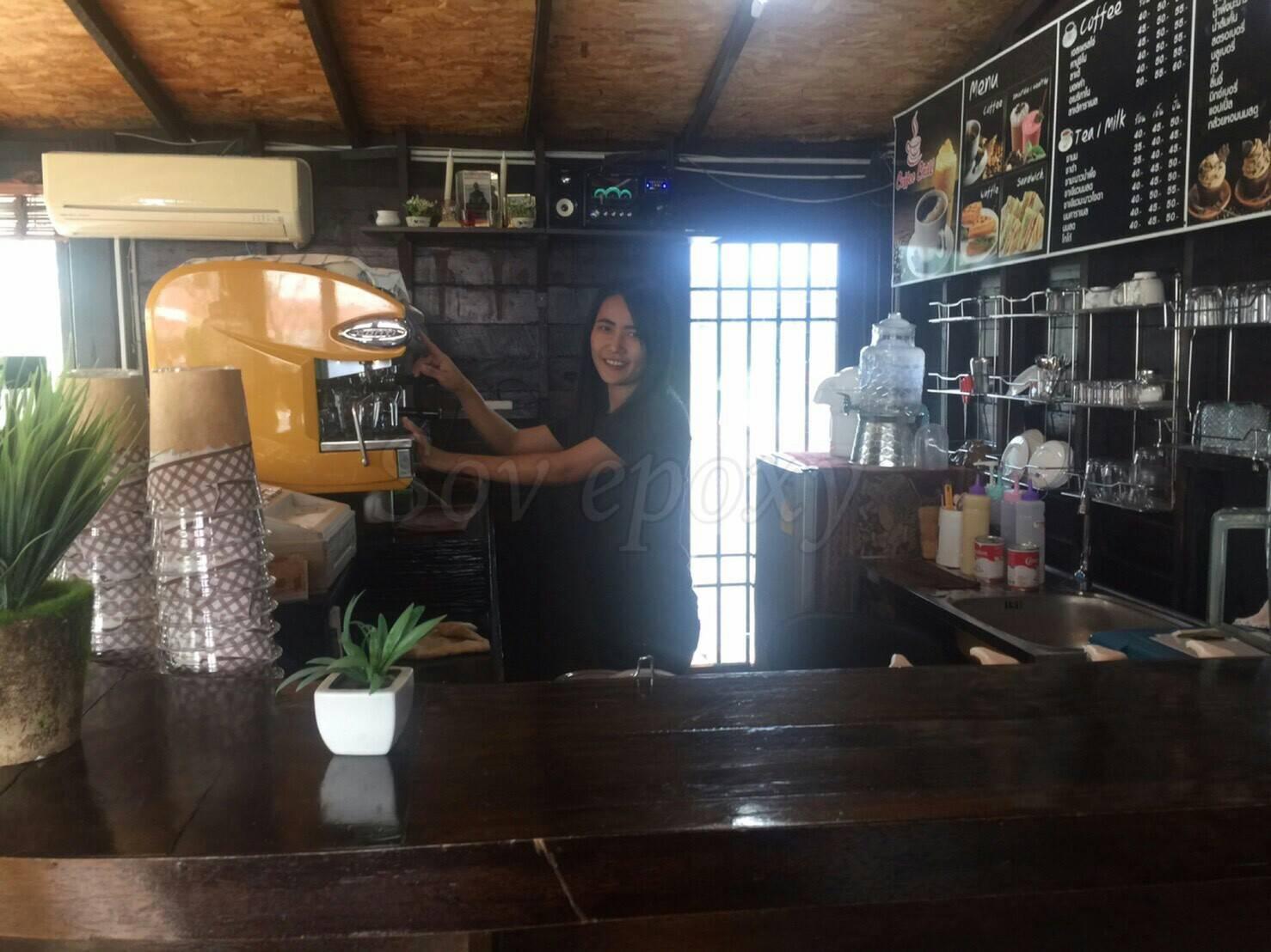 SOV & Coffee Chillเปิดให้บริการแล้วในโซนของ ร้านกาแฟ 7