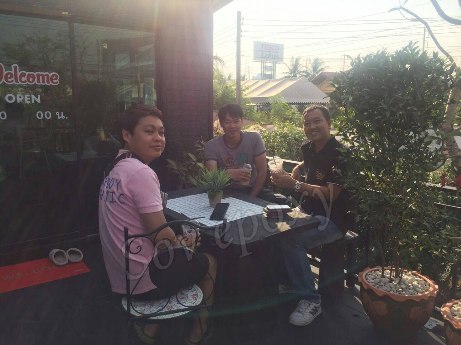 SOV & Coffee Chillเปิดให้บริการแล้วในโซนของ ร้านกาแฟ 11