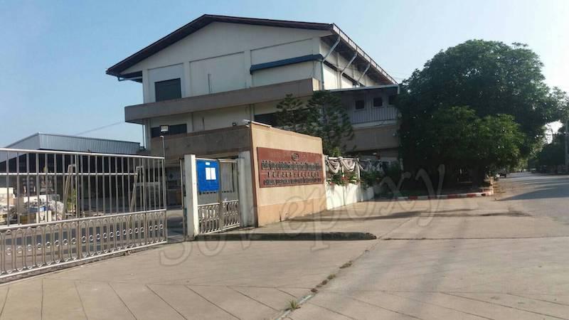 งานรีโนเวท โรงงานจินซานบางชัน (ชั้น2) 1