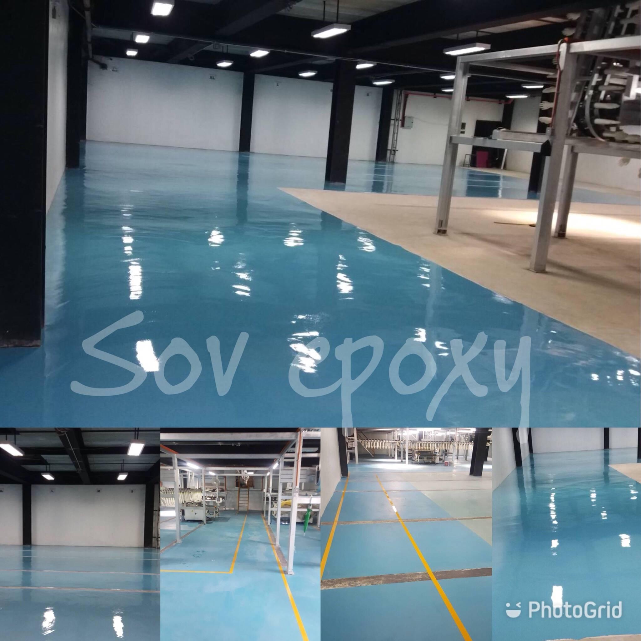 เคลือบพื้นโรงงาน (หาดใหญ่) 1