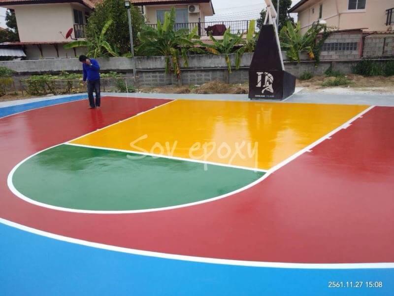 สนามกีฬาบาส จ.ชลบุรี 1