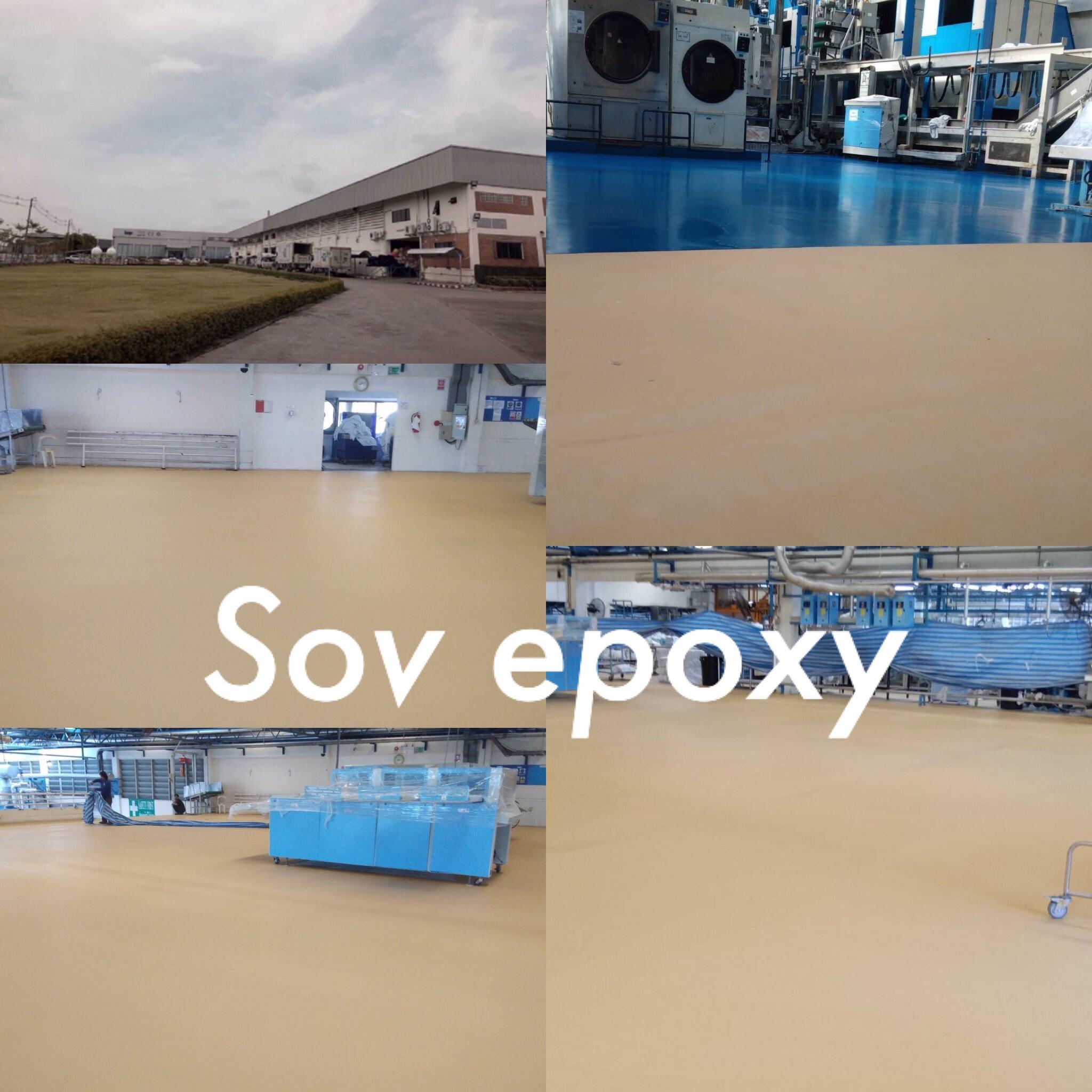 ผลงาน SOV Epoxy 259