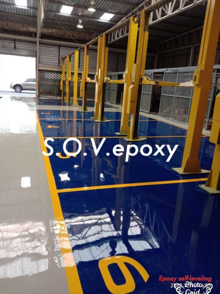Epoxy Self-leveling 2